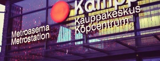 Kauppakeskus Kamppi is one of Vakiot.