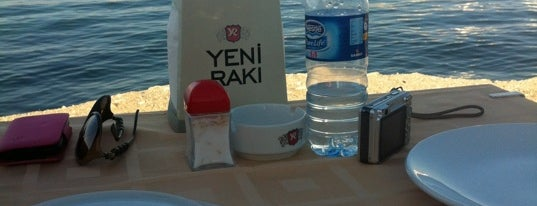 Kıyı Restaurant is one of Guardian Arka Sokak Lezzetleri.