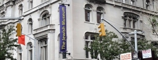 The Jewish Museum is one of museums NYC.