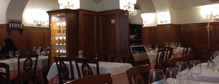 Ristorante dal Toscano is one of 20 favorite restaurants.