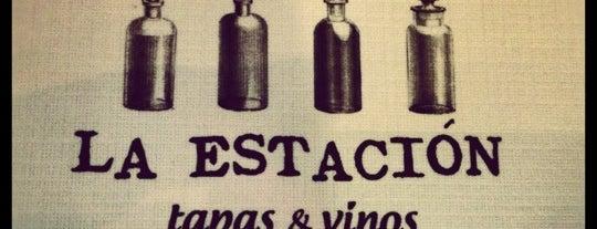 La Estacion Tapas y Vinos is one of EKECO ORGANIC TEQUILA FAVORITES.