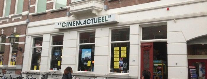 cinemactueel is one of Winkels en eten Bergen op Zoom.