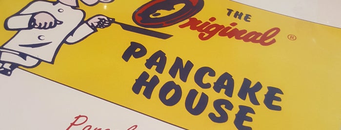 The Original Pancake House is one of My Saved Places.