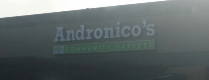Andronico's is one of Coolhaus CA Retailers.