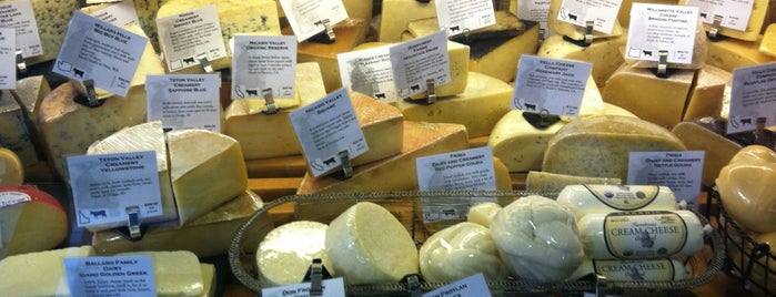 Beecher's Handmade Cheese is one of Awesome places!.