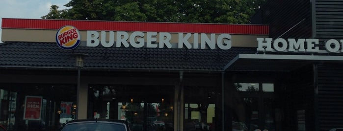 Burger King is one of Mittagspause in Dinslaken.