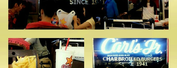 Carls Jr. is one of Kuliner Wajib @Surabaya.