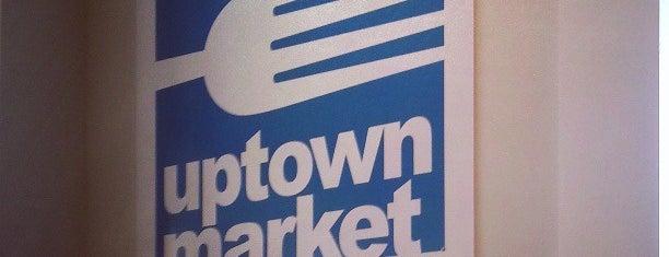 Uptown Kitchen & Bar is one of Reg.