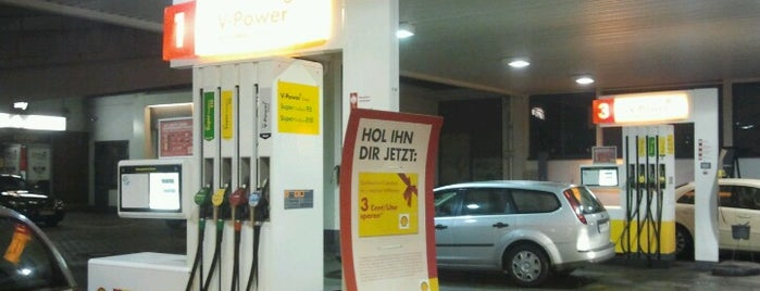 Shell Station is one of All-time favorites in Germany.