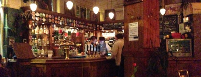 Betsey Trotwood is one of London Pub-ventures.