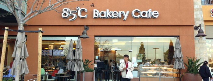 85°C Bakery Cafe is one of LA Food list.