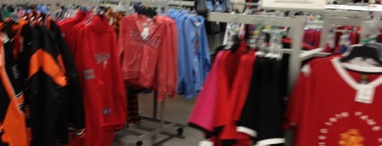 Burlington Coat Factory is one of Frequent Places.