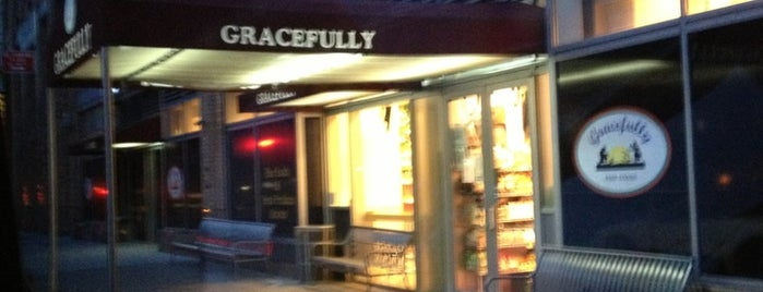 Gracefully is one of UWS - Delivery.