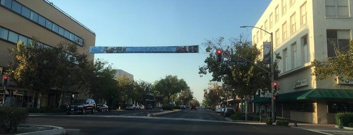 Downtown Bakersfield is one of Ya es hora-Libera Tu Voz.