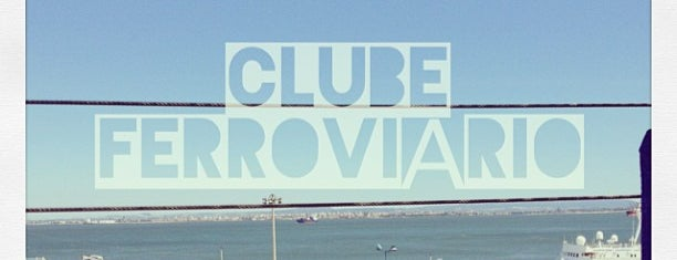 Clube Ferroviário is one of Brunch Lisboa 2013 [ex-2012].