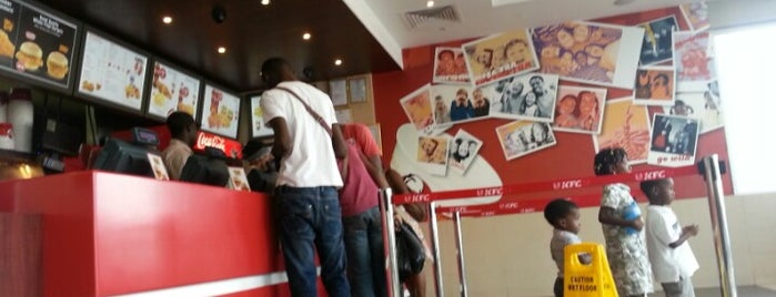 KFC is one of Must-visit Food in Accra.