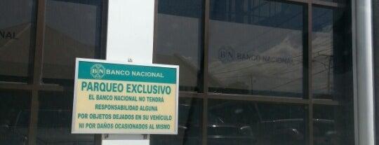 Banco Nacional is one of Sabanilla.