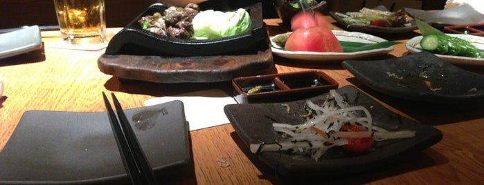 宮崎地鶏炭火焼 車 有楽町店 is one of Top picks for Restaurants.