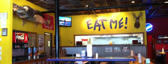 Fuzzy's Tacos is one of Baton Rouge Places to Eat.