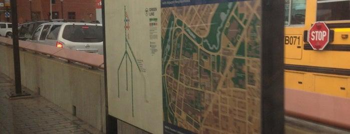 MBTA Brigham Circle Station is one of Boston MBTA Stations.