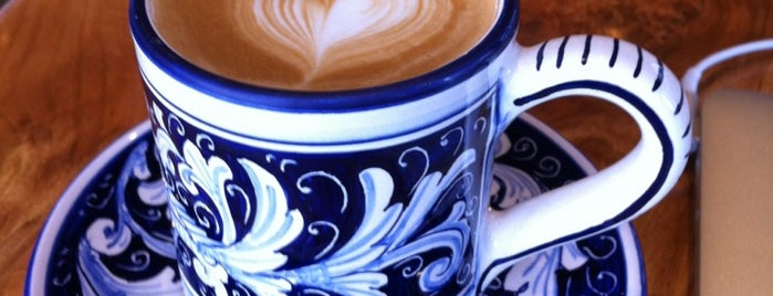 La Colombe Torrefaction is one of Coffee&desserts.