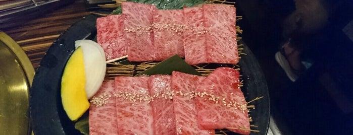 食彩和牛しげ吉 横浜元町店 is one of 美味しいもの.