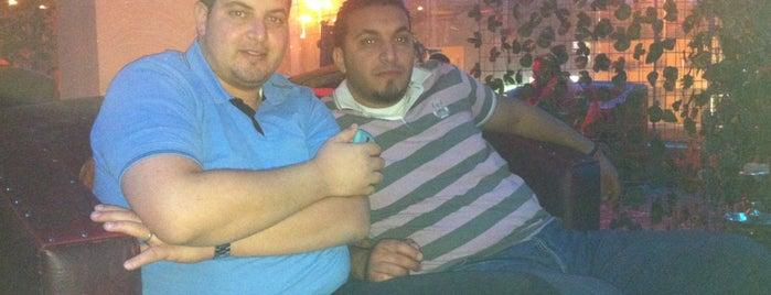 مقهى جارد is one of alw3ad.