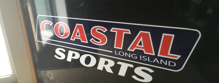 Coastal Sports is one of Lighthaus Design Clients.