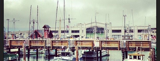 Fisherman's Wharf is one of San Francisco - Friend Recommendations.