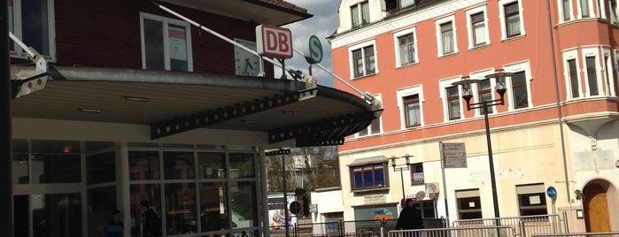 Castrop-Rauxel Hauptbahnhof is one of Bahnhöfe DB.