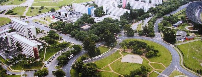 Cidade Universitária Armando Salles de Oliveira is one of Universidade.