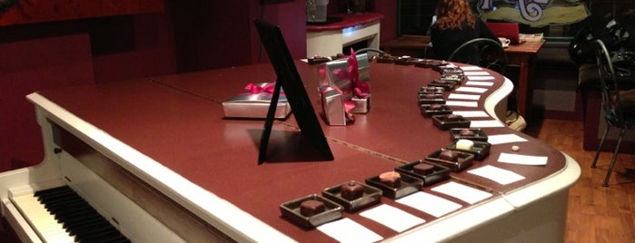 CocoaNymph Chocolates & Confections is one of Sweet eats Vancouver.