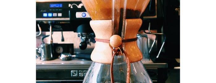 Henri's TOP Coffee Shops