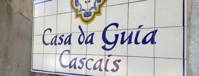 Casa da Guia is one of Passear a pé.