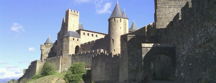 Cité de Carcassonne is one of 1,000 Places to See Before You Die - Part 2.