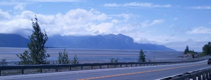 Seward Highway is one of Anchorage, AK.