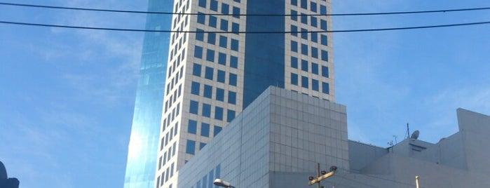 Torre mural is one of Rascacielos en la Ciudad de México..
