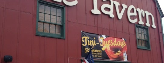 Stage House Tavern is one of NJ Spots.