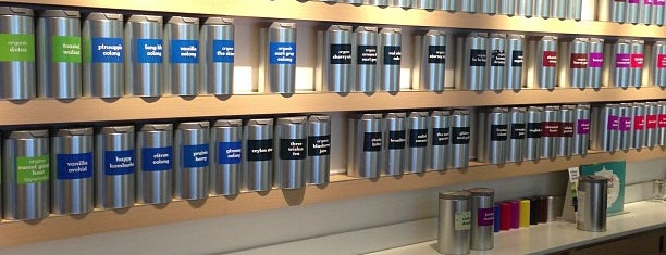DAVIDsTEA is one of Boutiques.
