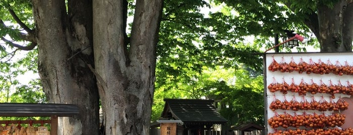 縁結美神社 is one of Shinto shrine in Morioka.