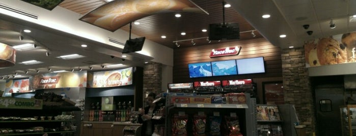 RaceTrac is one of Shopping.