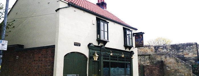 The Phoenix is one of York's Best Drinking Holes.