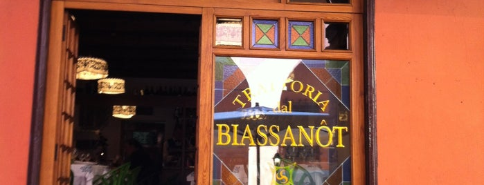 Dal Biassanot is one of Best restaurant in Bologna.