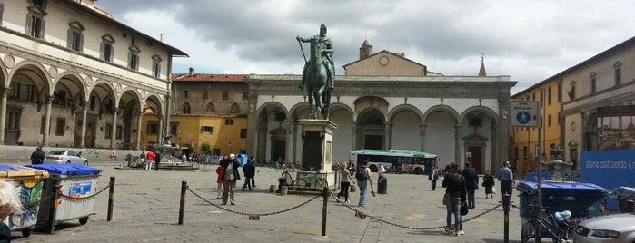 Piazza della Santissima Annunziata is one of Best places in Firenze, Italia.