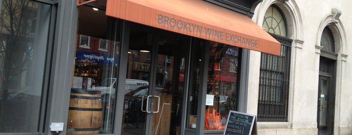 Brooklyn Wine Exchange is one of South Brooklyn.