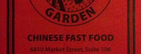 Panda Garden is one of Food.