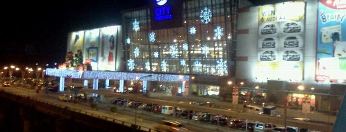 SM City Marikina is one of Malls.