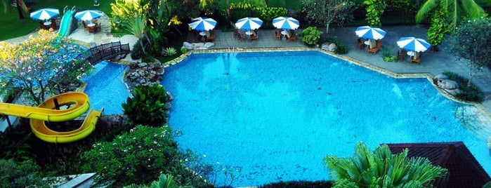 Sutan Raja Hotel Convention & Recreation is one of Hotel.
