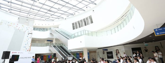 Kallang Wave is one of Retail Therapy Prescriptions.