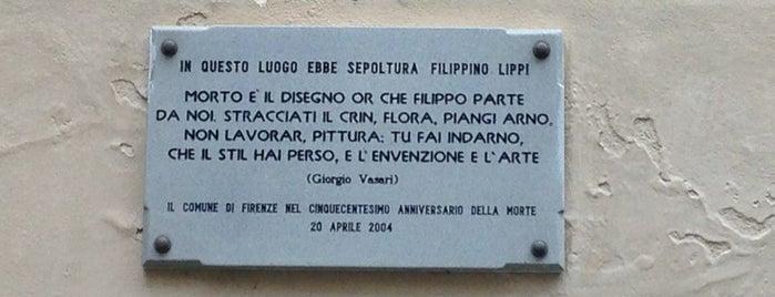 Piazzetta di S. Michele Visdomini is one of Best places in Firenze, Italia.